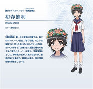 Kazari Index anime