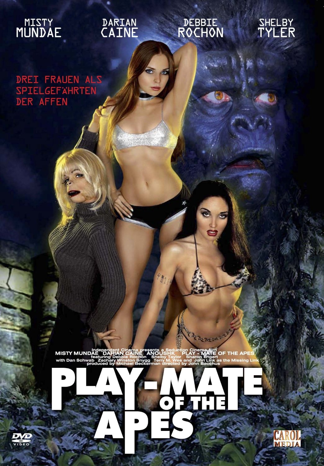 Play mate of the apes