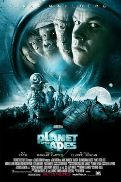 Planet of the Apes 2001