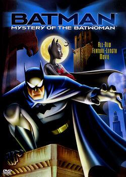 Batman Mystery of the Batwoman