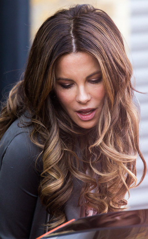 Kate Beckinsale Without Hair Extensions Image - Gallery main-k...