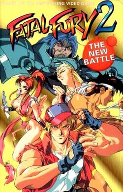 Fatal Fury 2 The New Battle