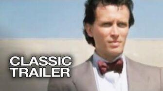 Adventures of Buckaroo Banzai Official Trailer 1 - Christopher Lloyd Movie (1984) HD