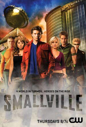 Smallville1Cover