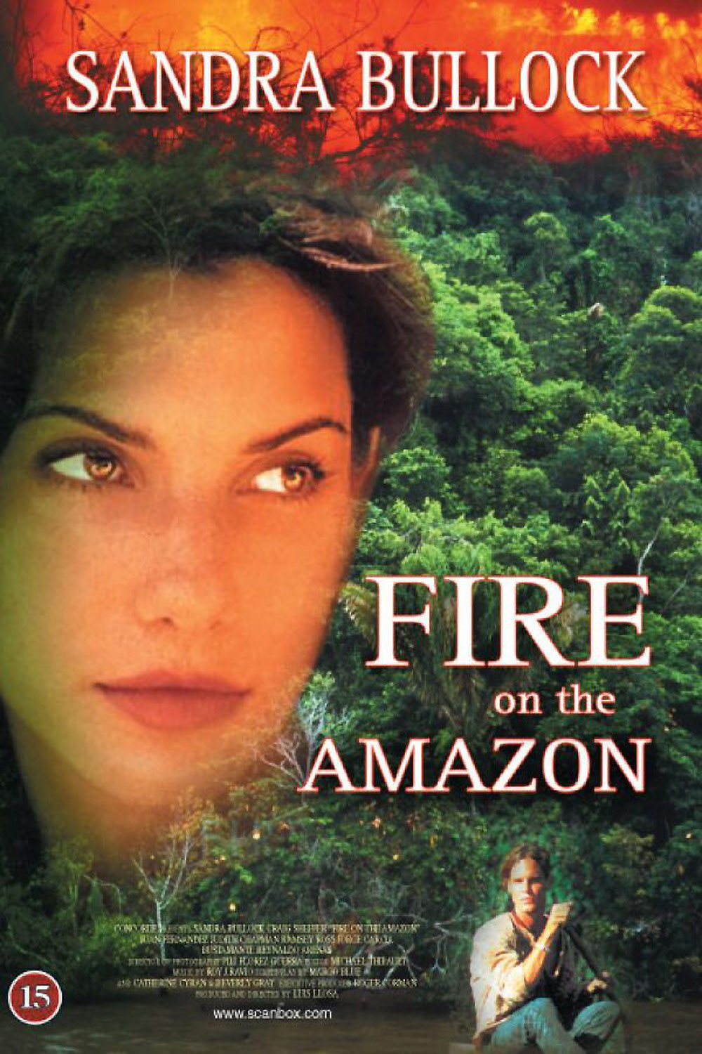 Sandra bullock fire on the amazon uncut erotic film