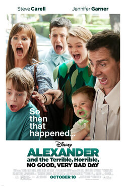 Alexander and the Terrible, Horrible