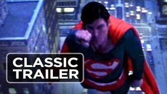 Superman (1978) Official Trailer