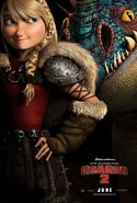 How to train your dragon two ver2