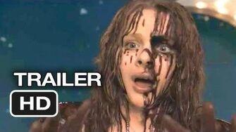 Carrie Official Trailer 1 (2013) - Chloe Moretz, Julianne Moore Movie HD