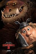 How to train your dragon two ver3