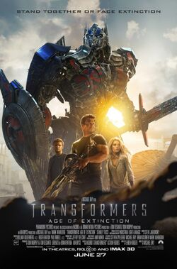 Transformers Age of Extinctioncover1