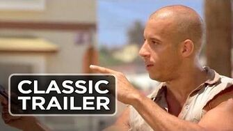 The Fast and the Furious Official Trailer 1 - Paul Walker Movie (2001) HD