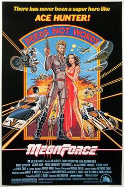 Megaforce 1982