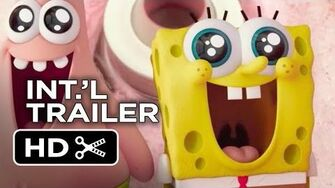 The SpongeBob Movie Sponge Out of Water Official International Trailer 1 (2015) - Movie HD