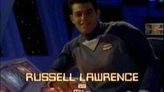Power Rangers Lost Galaxy Intro w Karone & Cassie