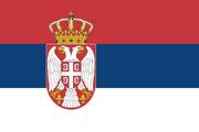 Flag of Serbia