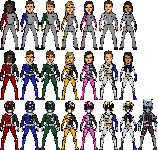 Power Movie Pics Power Rangers Spd Movie Armor