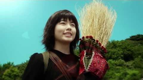 映画『魔女の宅急便』予告編