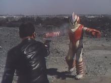 Robot Detective K Ep2 Kuroda-vs-BAD-robot