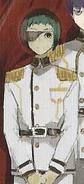 Mutsuki in dress uniform