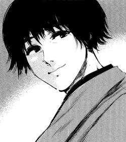 Arata Kirishima - Manga