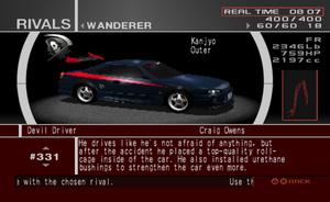Devil Driver (TXR-0)