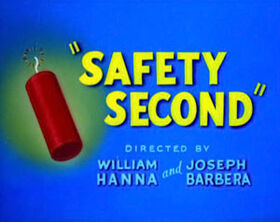 SafetySecondTitle