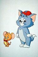 Tom & Jerry kid