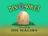 Din-O-Sores Title 1