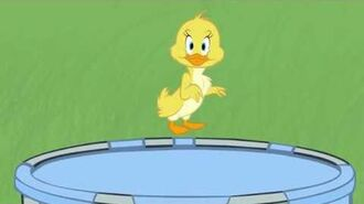 Tough Luck Duck The Tom & Jerry Show Cartoon World