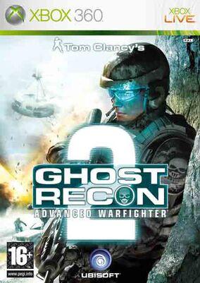 GRAW 2 Xbox Cover