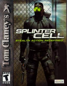 Splinter Cell (Game) Cover