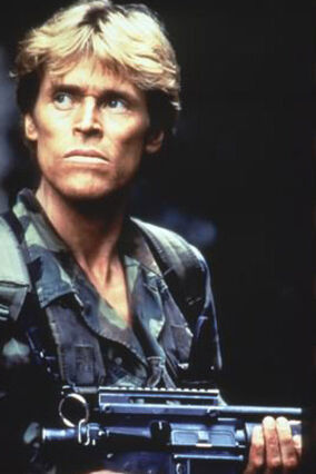 Willem Dafoe as John Clark