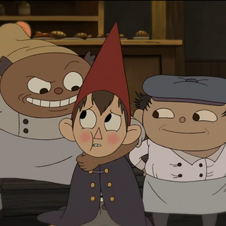The Pâtissier, Wirt, and The Baker