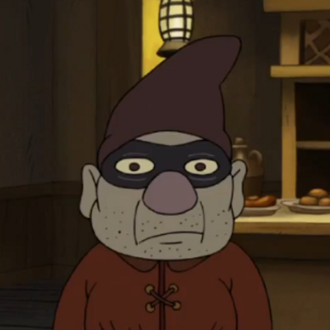 Highway Man Over The Garden Wall Wiki Fandom Powered By Wikia