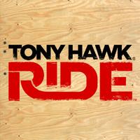 Tony Hawk Ride Cover