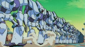 Cooler's Cyclopian Guards