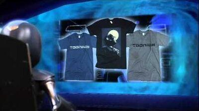 Toonami T-Shirt Sweepstakes (December 2013)