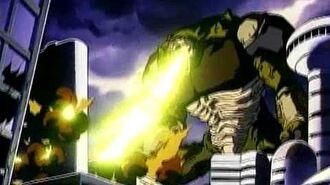 Toonami - Wrath of the Dragon Promo