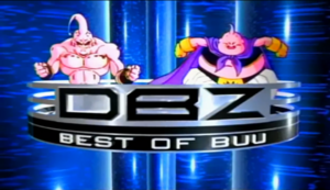 DBZ Best of Buu