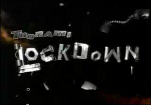 Toonami lockdown