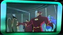 Toonami - Justice League Promo