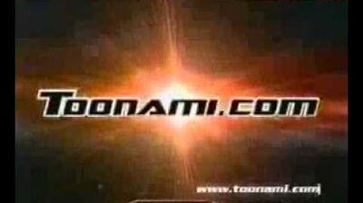 Toonami - The Intruder Contest Promo