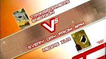 Toonami UK - Transformers Energon VS Megas XLR Promo (2004)