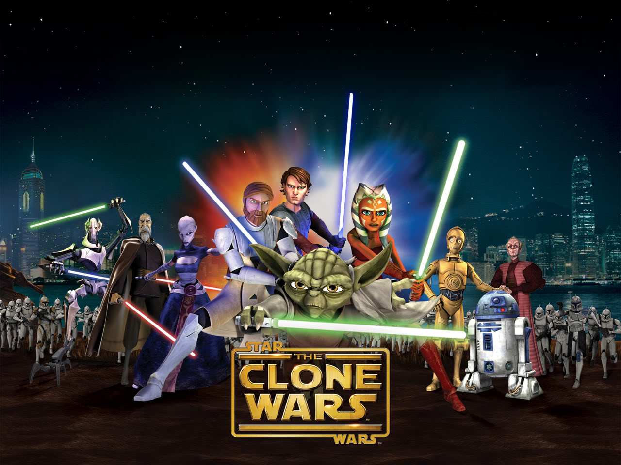 Star Wars: The Clone Wars - June 2nd