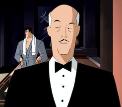 Alfred (Mystery of Batwoman)