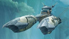 Storm Hawks Condor