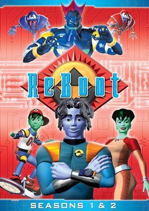Reboot dvd