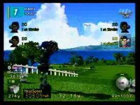 Hot Shots Golf 3 - Toonami Game Review