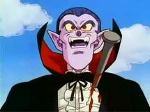 Count Drac DBZ